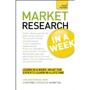 Market Research cover